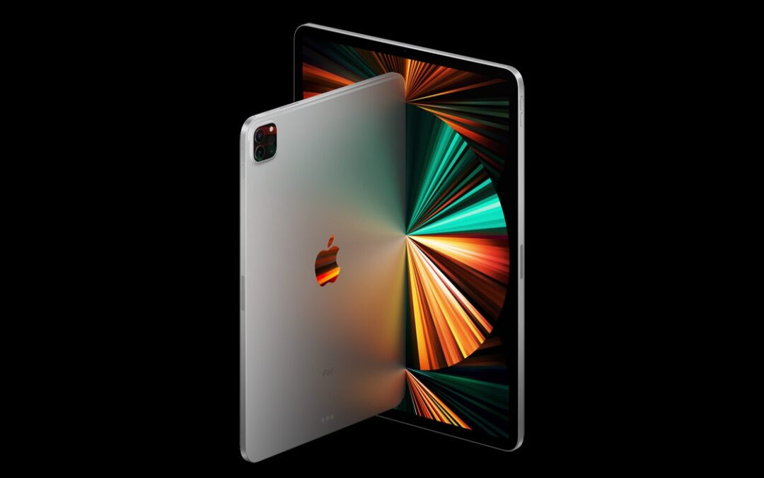 Apple Stuffs the iPad Pro With a New Display and Its Mac M1 Chip