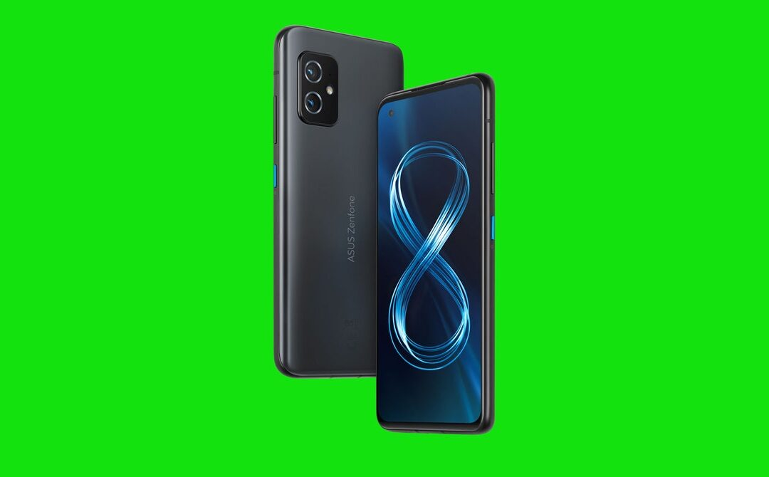 Asus's New Zenfone 8 Is Powerful and Small. That's About It