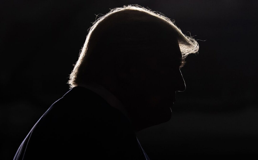 Trump's Failed Blog Proves He Was Just Howling Into the Void